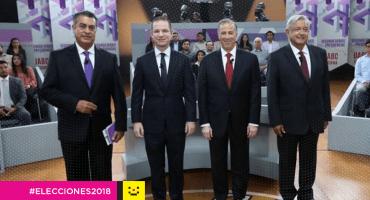 AMLO cierra campaña como líder en preferencias, Meade y Anaya le siguen el paso, según El Financiero