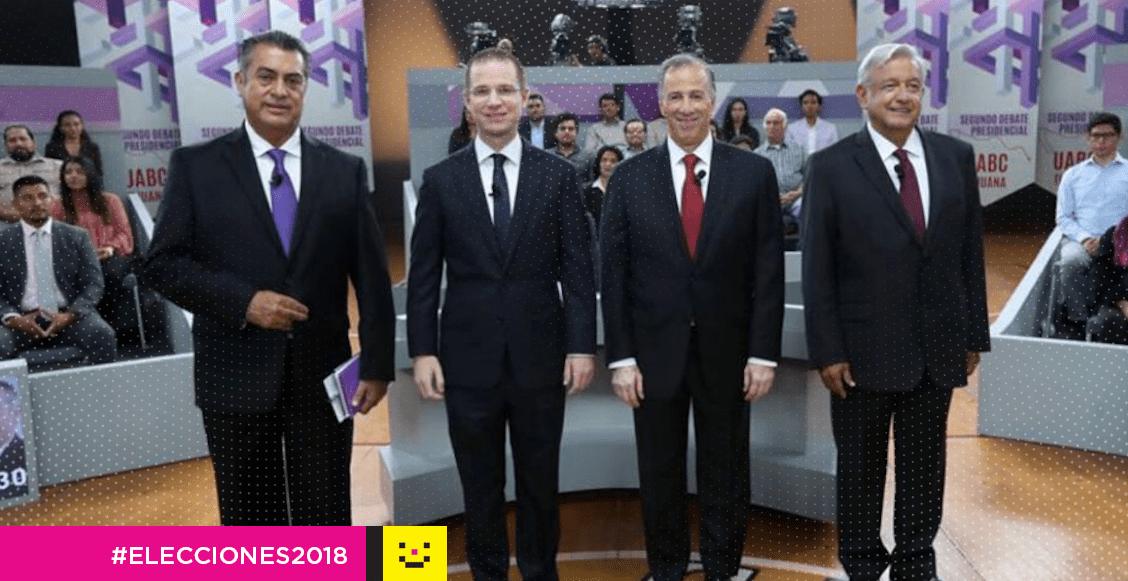 Encuesta El Finaciero elecciones 2018
