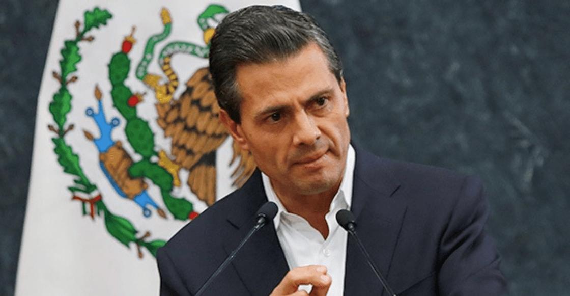 Enrique Peña Nieto veda elecciones
