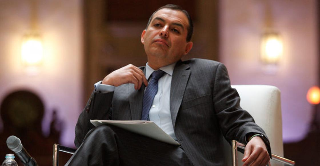 Luto nacional: Se nos va Ernesto Cordero de la política mexicana