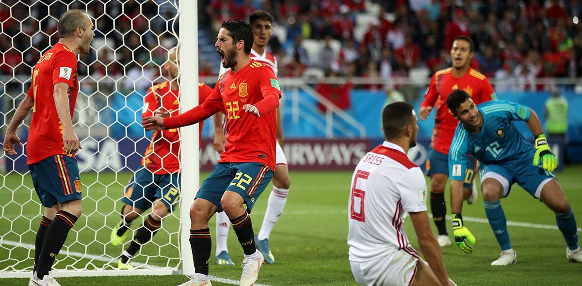 Links para ver en vivo el España vs Rusia