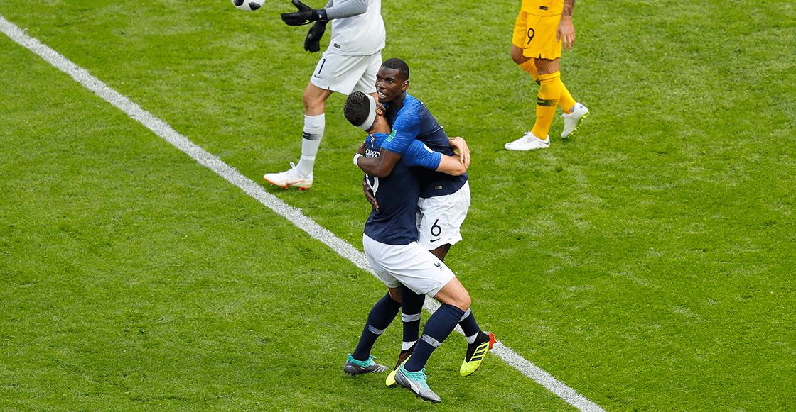 Francia vs Australia