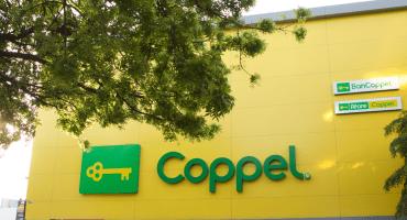 Coppel cambia sus colores y se viste de verde para apoyar al Tri