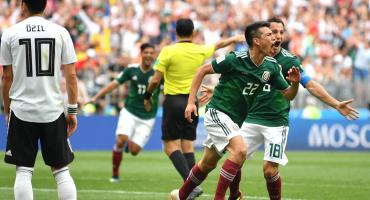 ¡CLARO QUE SE PUEDE! ¡México dio cátedra y le ganó a Alemania!