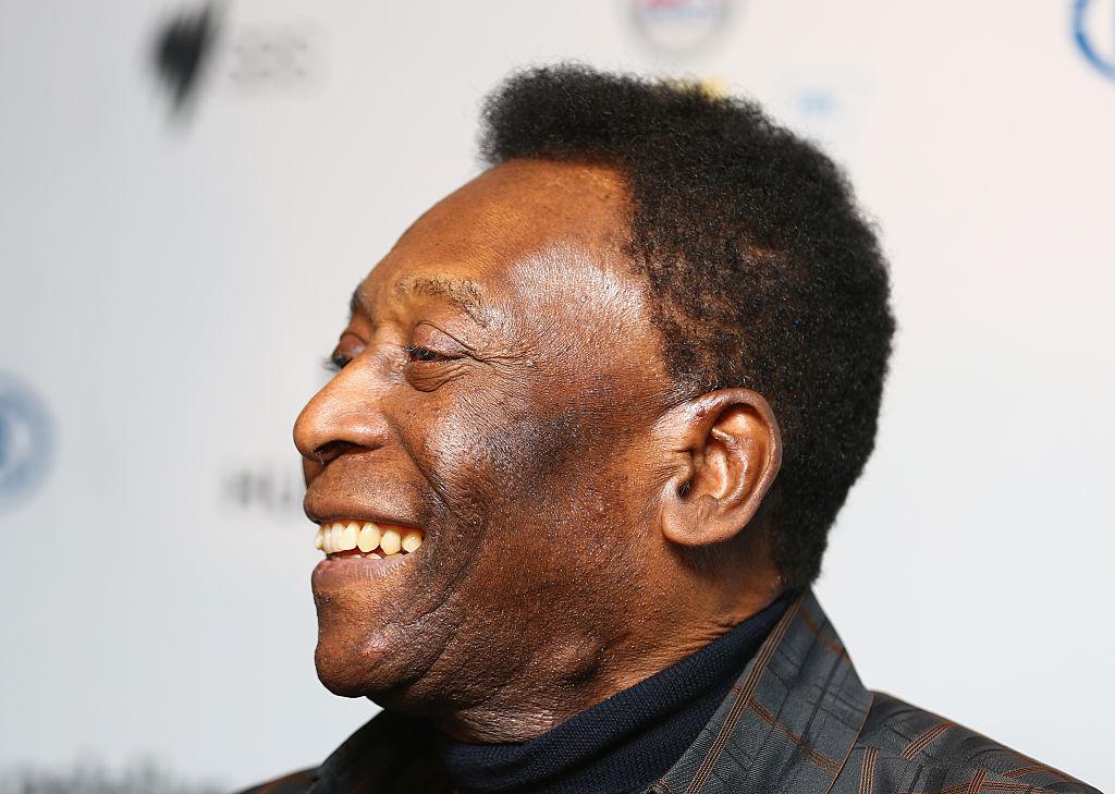Pelé no estará en la inauguración de Rusia 2018