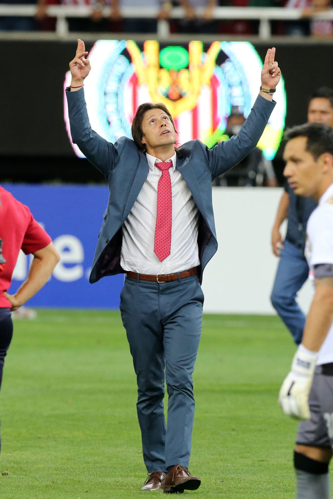 Matías Almeyda dirigiría al Leeds United