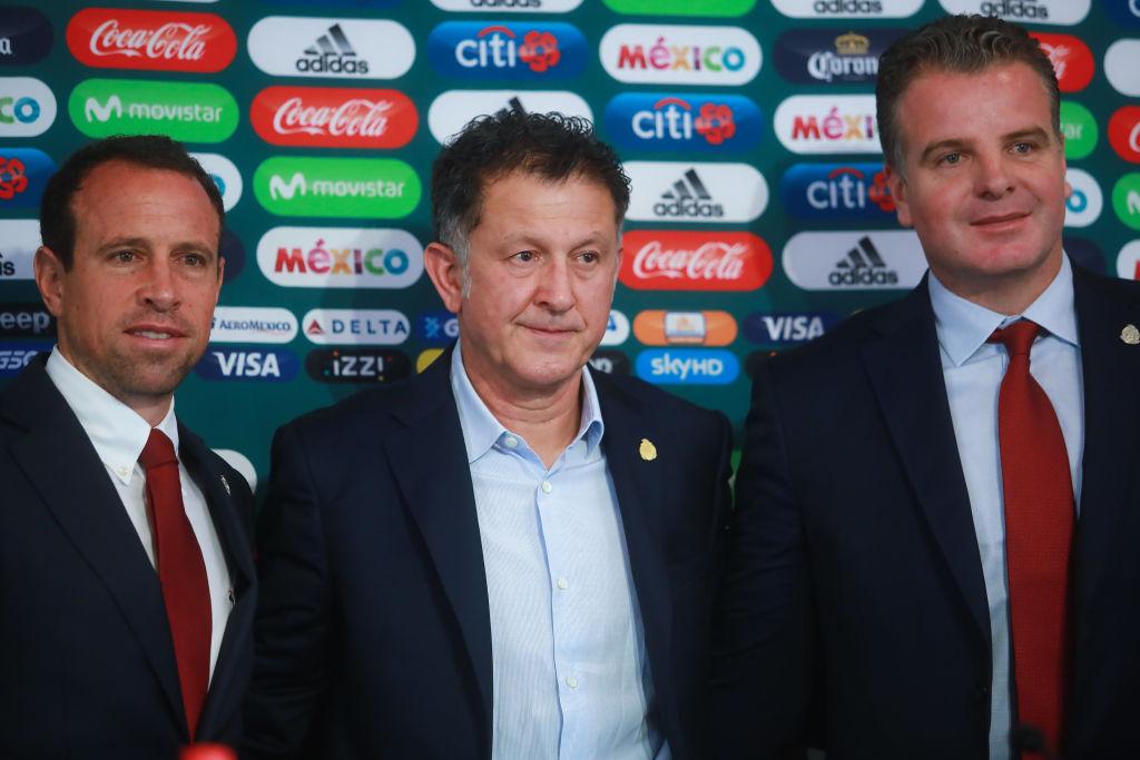 Gerardo dice que la meta de la Selección Mexicana es la final de Rusia 2018