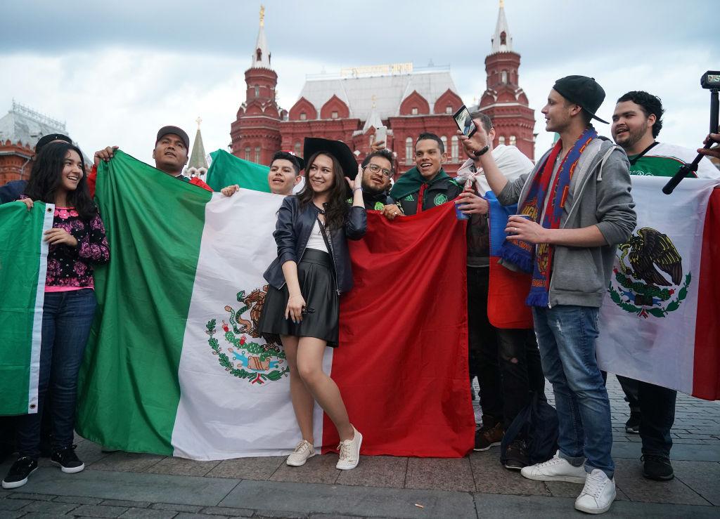 México y Argentina se baten en duelo de porras
