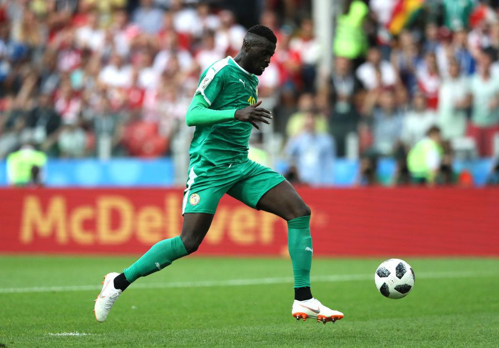 Senegal le ganó a Polonia con gol de M'Baye Niang