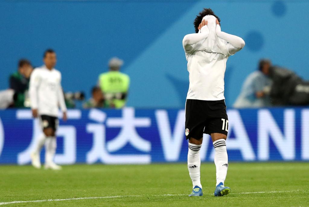 Arabia Saudita y Egipto se miden enn el último duelo de la jornada tres de Rusia 2018