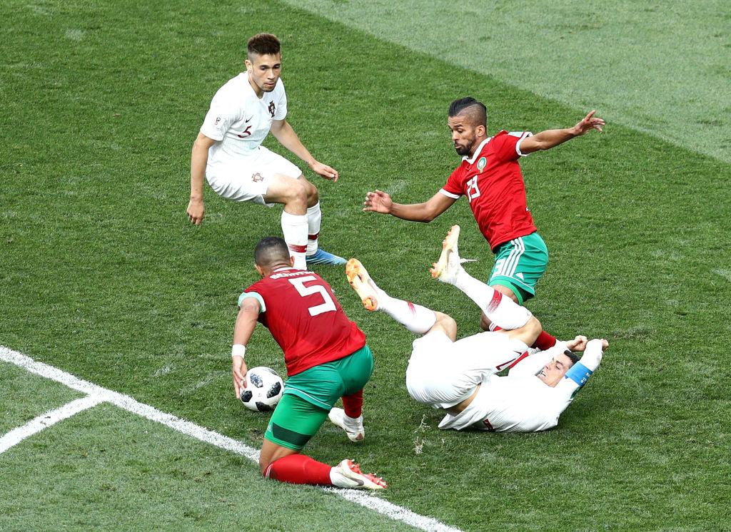 España vs Marruecos, duelo de jornada tres del Grupo B