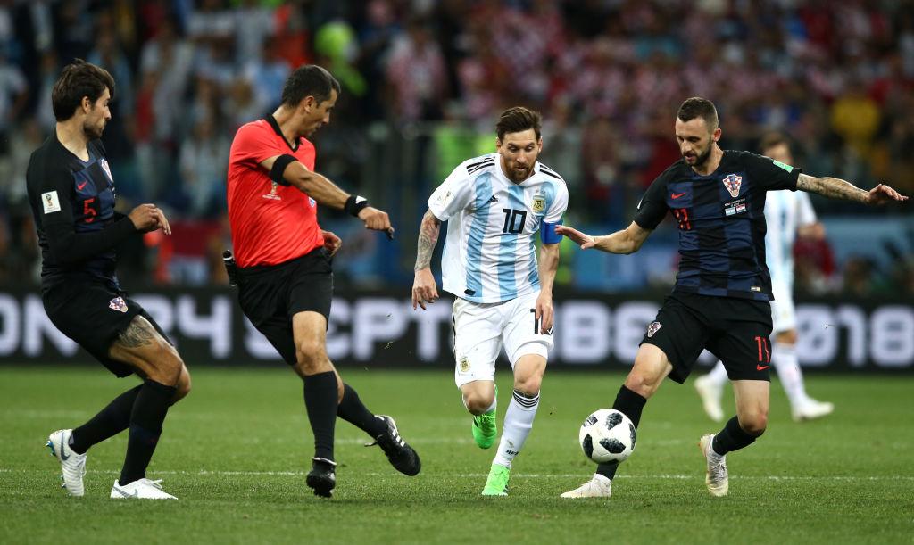 Nigeria y Argentina se miden en el último partido de la jornada tres