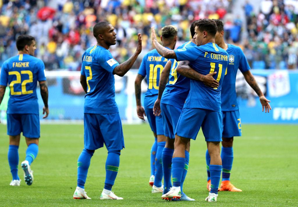 Estados Unidos confirma amistosos contra Brasil, Inglaterra e Italia
