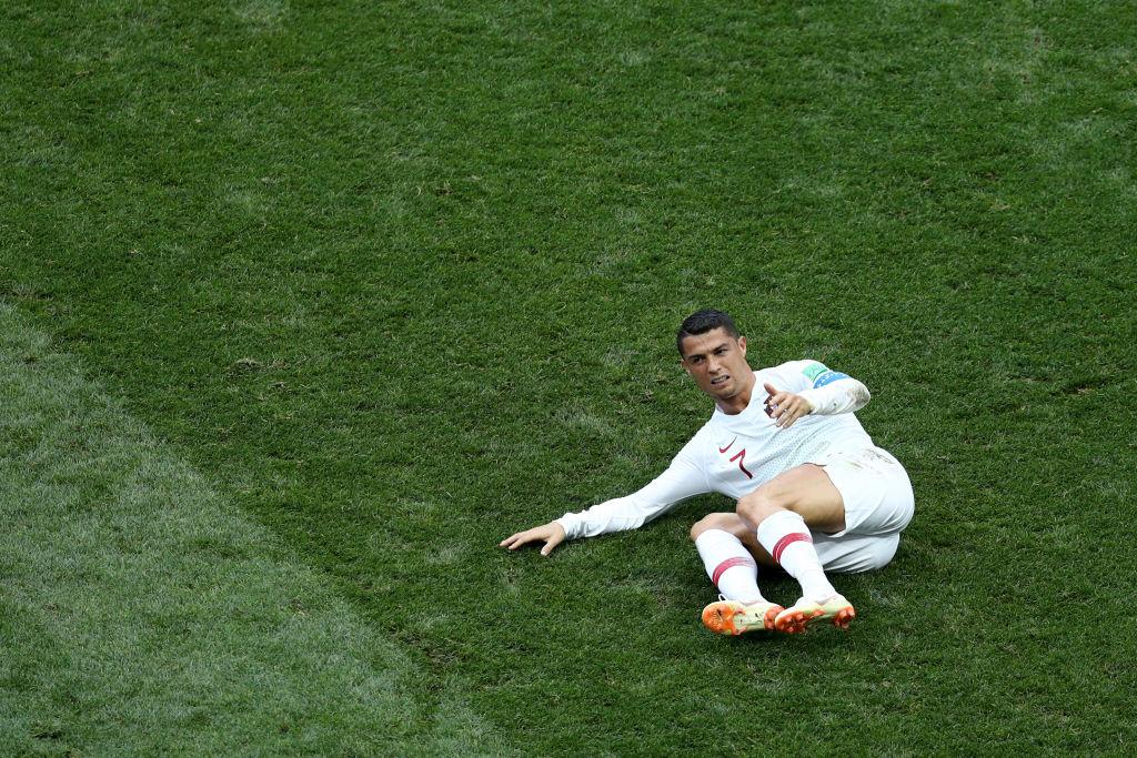 Iranís irrumpen en hotel de la Selección de Portugal y Cristiano Ronaldo pide calma