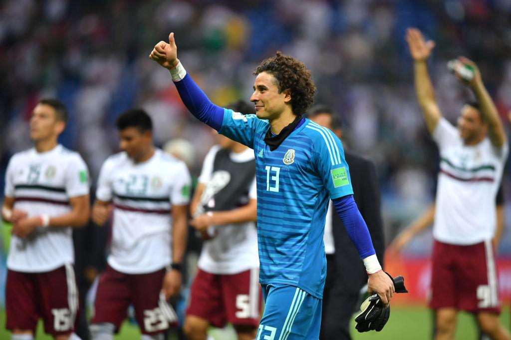 A Guillermo Ochoa le importa poco el triunfo de Alemania