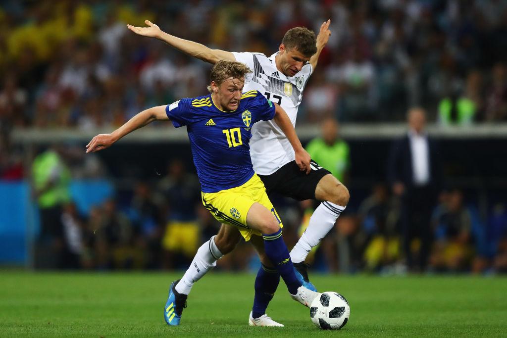 Aquí puedes ver el juego México vs Suecia en vivo