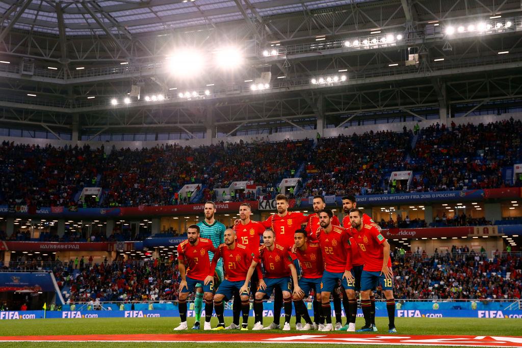Thiago Alcántara habla previo al España vs Rusia