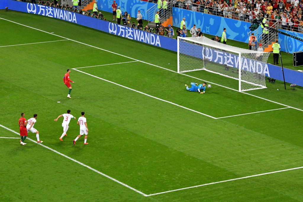 Quién es Alireza Beiranvand, portero que detuvo penal a Cristiano Ronaldo