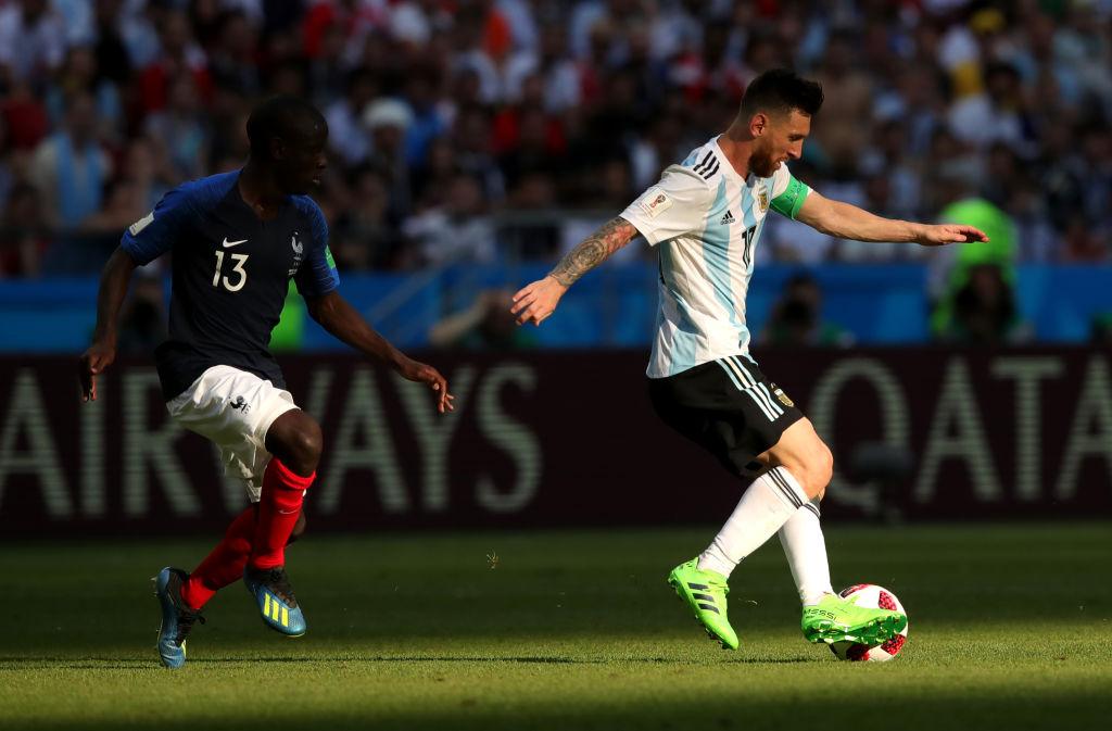 20 fotos de la triste despedida de Lionel Messi de Rusia 2018