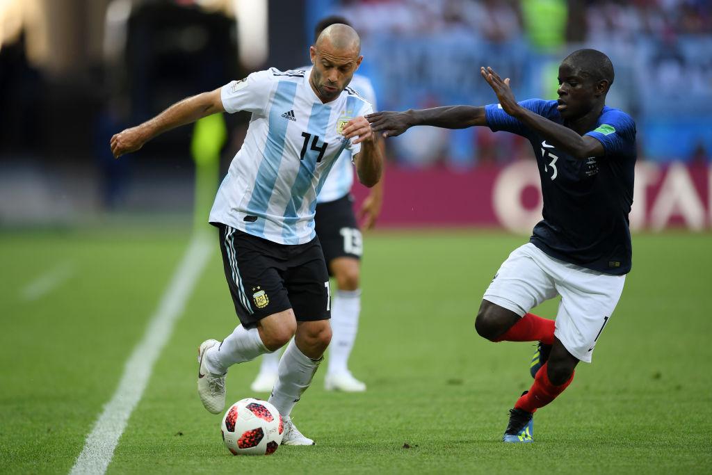 Reacciones de la Seleccion Argentina luego de la eliminación: Biglia, Sampaoli y Mascherano