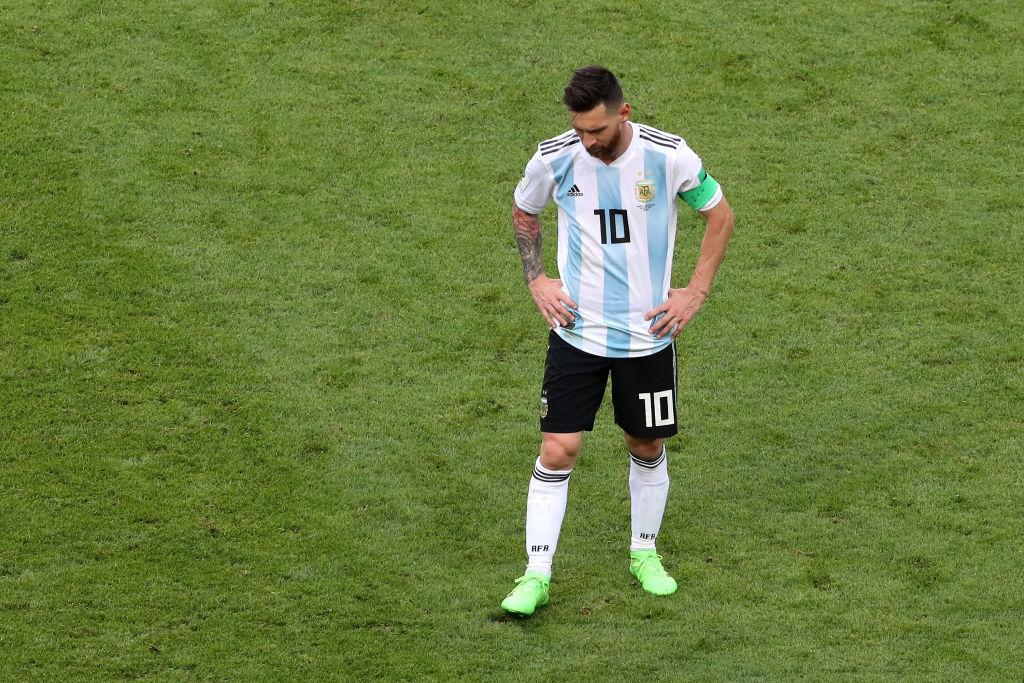 Messi ya se encuentra en Barcelona