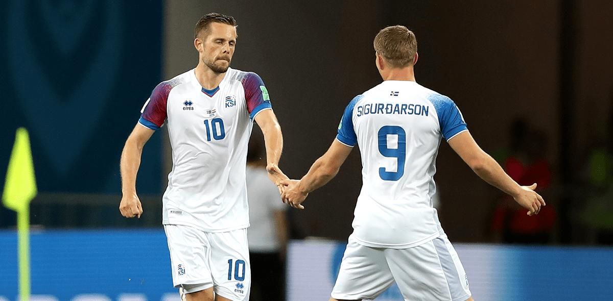 Islandia derrotó a Croacia