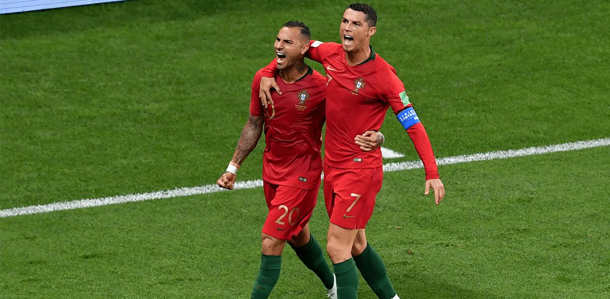Portugal falló un penal frente a Irán