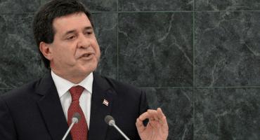 Que siempre no: presidente de Paraguay no puede renunciar, el Congreso no dio el visto bueno