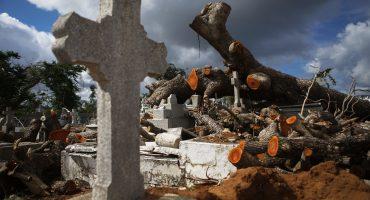Puerto Rico: un año después, muertes por huracán María sube de 64... a casi 3 mil