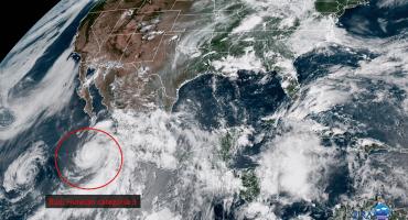 'Extremen precauciones' por el huracán Bud, pide Conagua