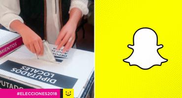 INE y Snapchat arman plan para promover el #VotoLibre