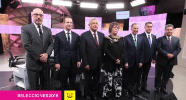 'La última y nos vamos: tercer debate presidencial con menor audiencia que los anteriores