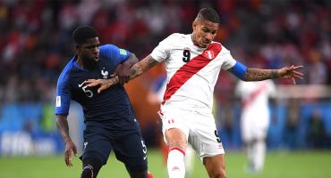 ¡Capitán peruano! 10 imágenes del debut como titular de Paolo Guerrero en un Mundial