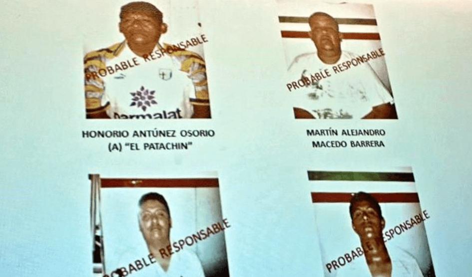 Tres sentencias de amparo a favor de implicados en el caso Ayotzinapa