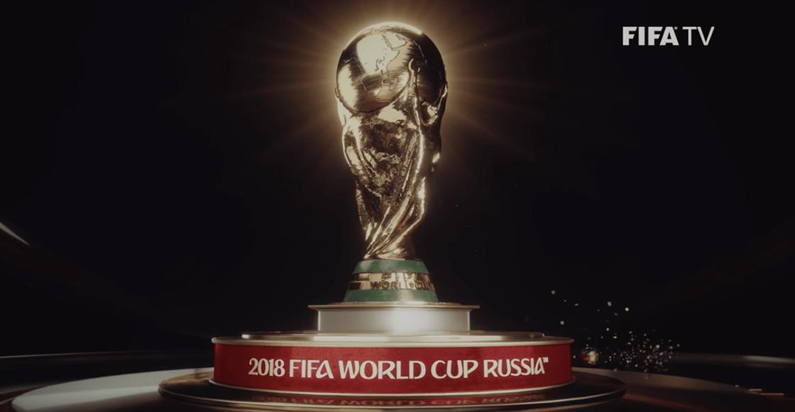 El intro oficial de Rusia 2018