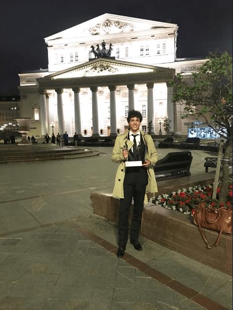 Isaac Hernández es el primer mexicano en ganar el Premio Benois de la Danza