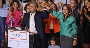 Iván Duque es electo presidente de Colombia, la derecha se impuso en segunda vuelta