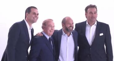 ¡Toma eso, Televisa! José Ramón Fernández vuelve a TV Azteca durante el Mundial