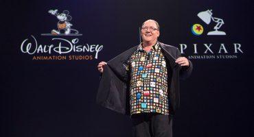 El cofundador de Pixar, John Lasseter, dejará Disney tras dar 'abrazos incómodos'