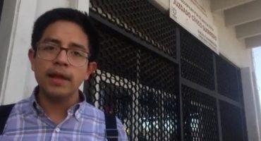 #LeerNoEsDelito: Joven es detenido en el metro por usar biblioteca de las instalaciones