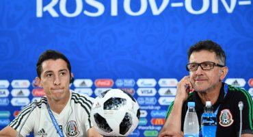 Qué esperar del México vs Corea del Sur en palabras de Juan Carlos Osorio