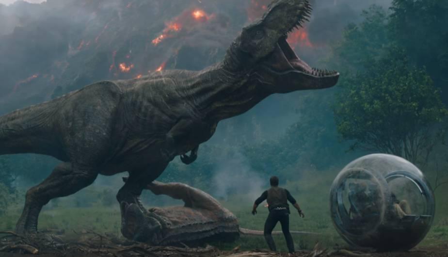 ¡Vayan por sus productos de Jurassic World a las tiendas itinerantes!