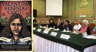 #JusticiaParaValentina: 16 años después, los militares que la violaron fueron sentenciados