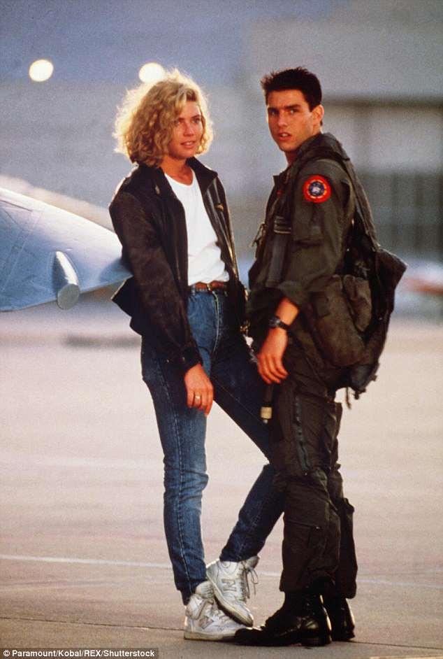 Así luce Kelly McGillis de Top Gun luego de 32 años
