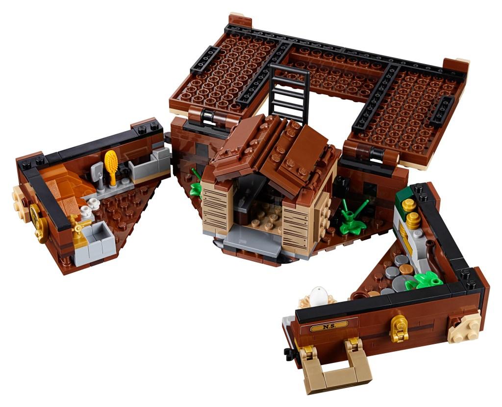 ¡Los queremos todos! LEGO presenta sus nuevos sets de 'Harry Potter' y 'Fantastic Beasts'