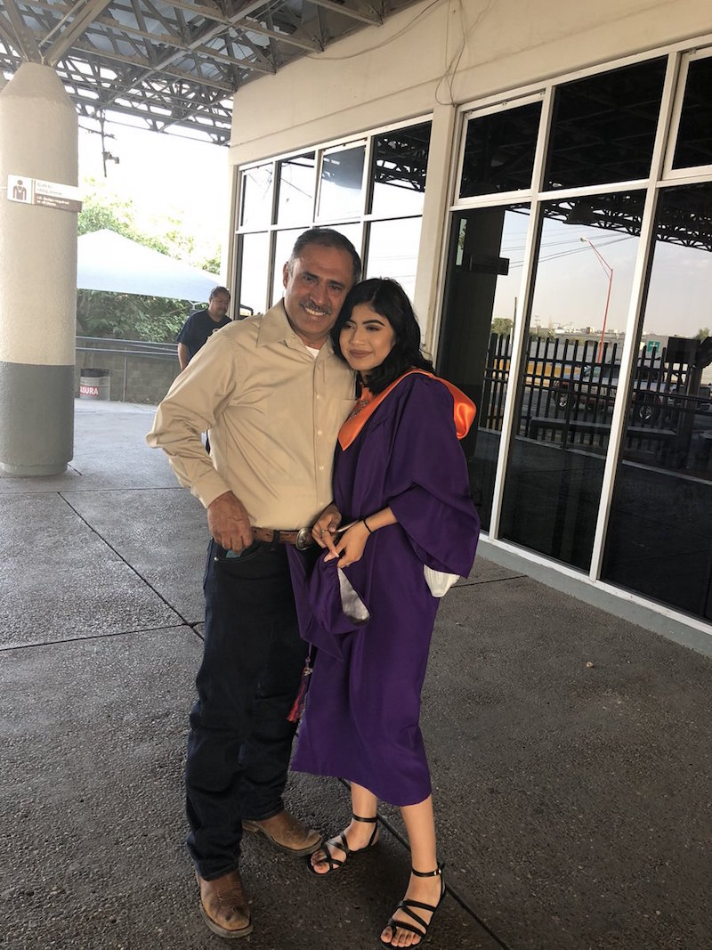 Leslie Silva migrantes