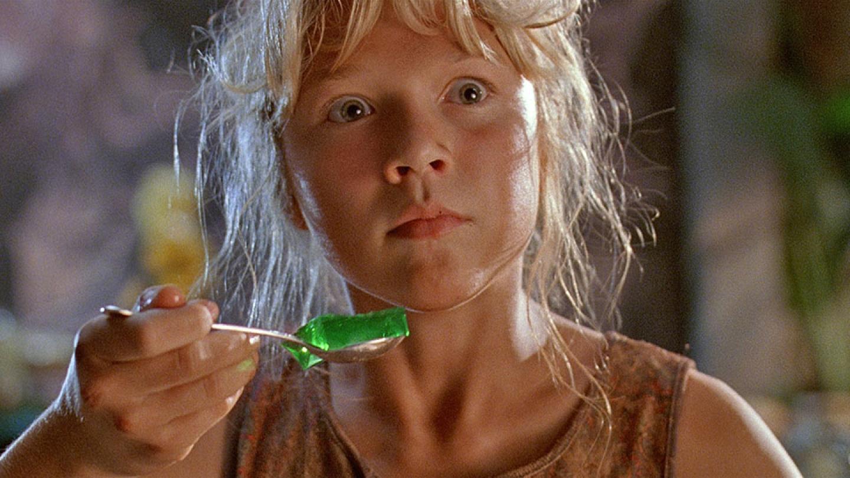 Antes y después actores Jurassic Park