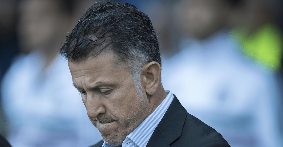 Osorio esperará a Reyes un poco, un poquito más; niega que Herrera quiera abandonar al Tri