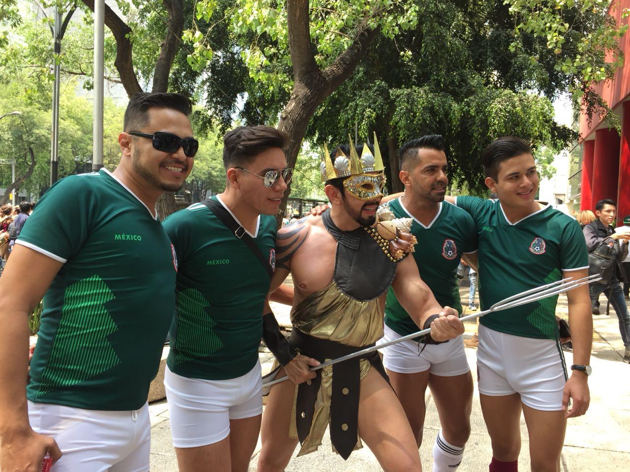 Marcha Orgullo LGBTTTI