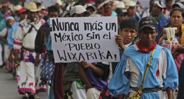 Casillas electorales no serán instaladas en zona wixárika de Jalisco